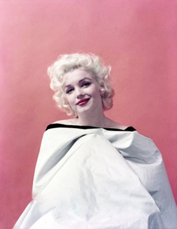 Marilyn Monroe , Milton H. Greene Collection