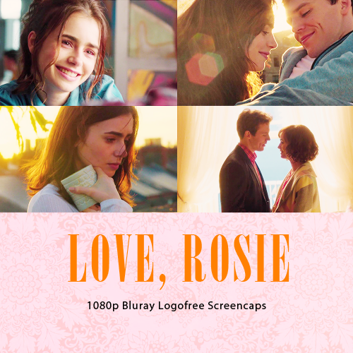 Love Rosie, Lily Collins, Sam Claflin