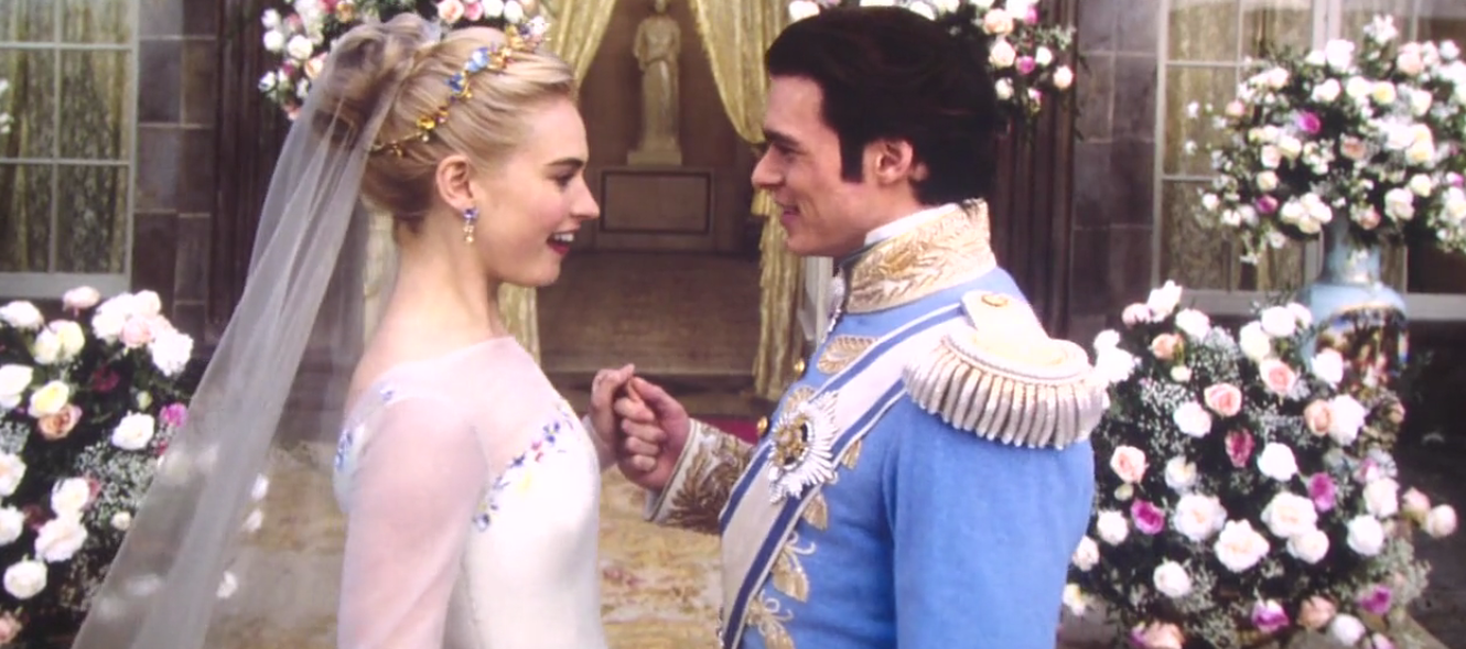 Image result for cinderella 2015 ending