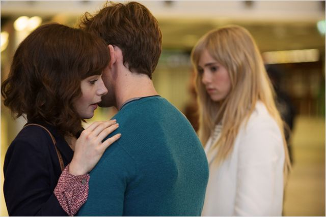 love, rosie, Suki Waterhouse, Sam Claflin,  Lily Collins