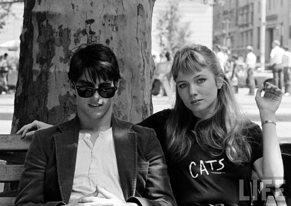 Rebecca De Mornay Tom Cruise