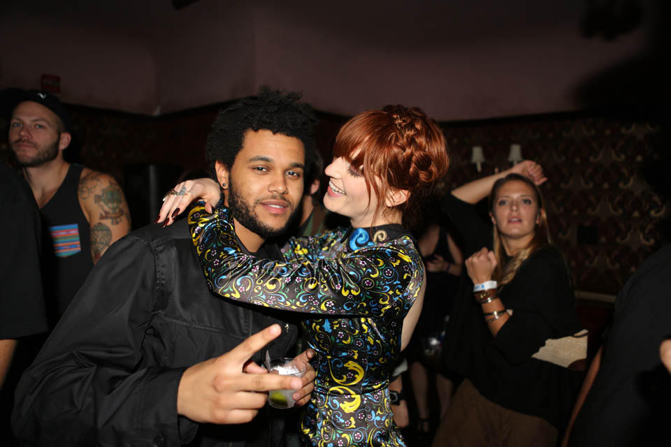 Florence Welch, The Weeknd