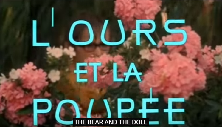 The Bear and the Doll 1970  IMDb
