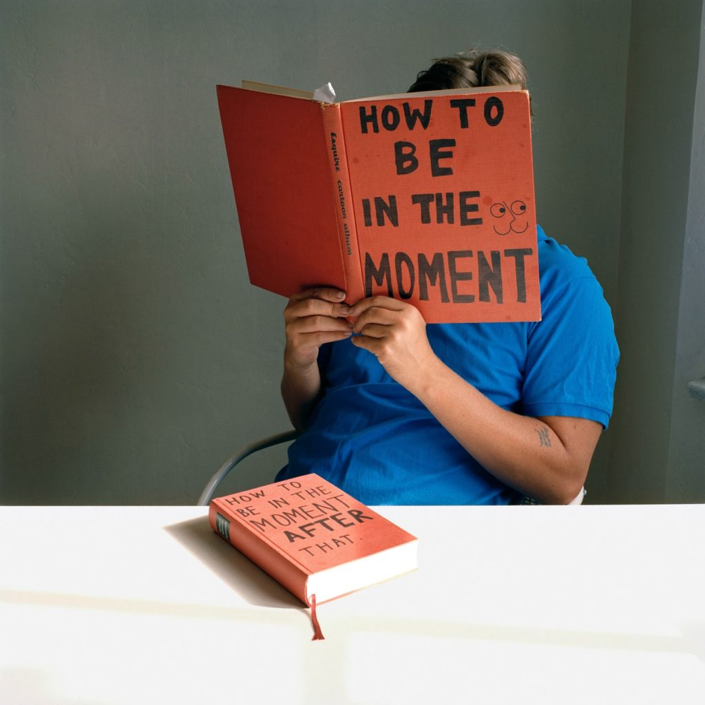 How to Be in the Moment, Friedrich Kunath