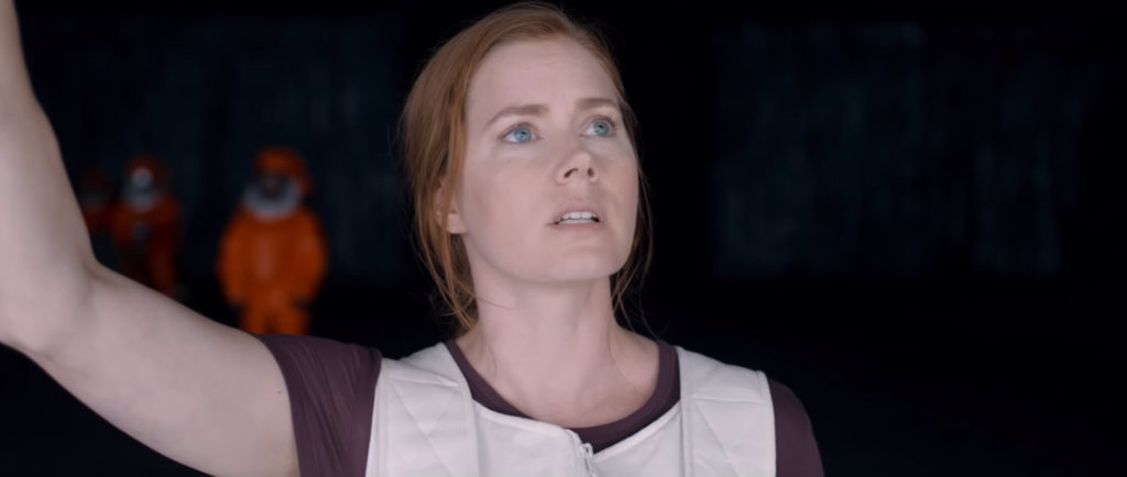Arrival (2016), Arrival, Arrival movie review, Denis Villeneuve, Amy Adams, Jeremy Renner, Forest Whitaker, Eric Heisserer, Ted Chiang, Story of Your Life