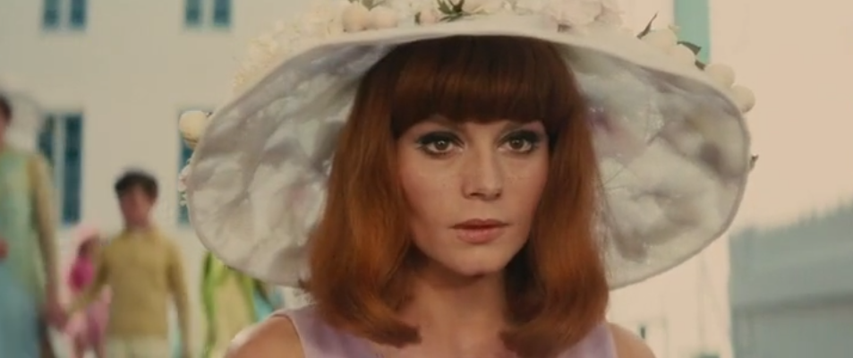Les demoiselles de Rochefort, The Young Girls of Rochefort (1967), Jacques Demy, Catherine Deneuve, George Chakiris, Françoise Dorléac, Jacques Perrin, Michel Piccoli, Gene Kelly