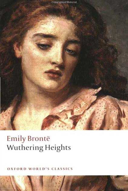 Emily Brontë, Emily Brontë quotes, Wuthering Heights, book quotes