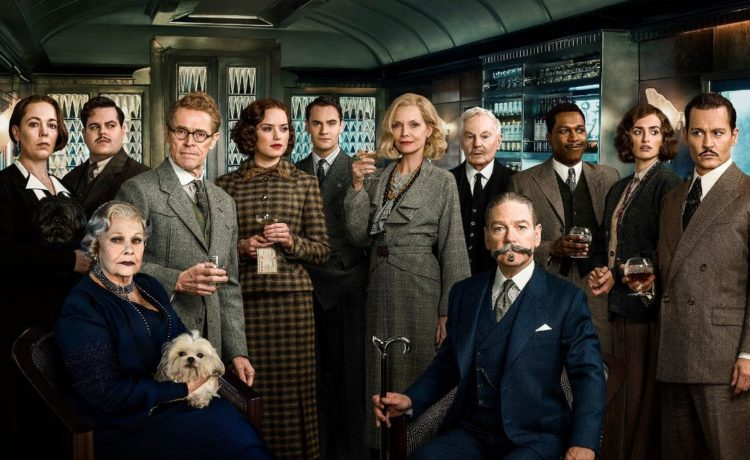 Murder on the Orient Express (2017). | The Flea Marcat